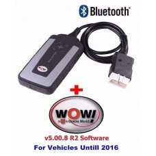 Scanner Snooper+ WOW, superior a Delphi Ds150 Bluetooth